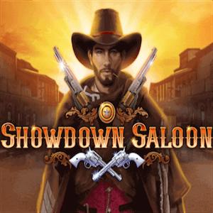 Showdown Saloon kolikkopeli