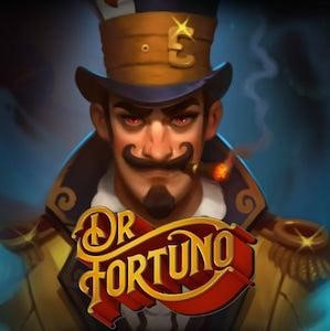 Uusi Dr Fortuno -kolikko- ja blackjack-peli