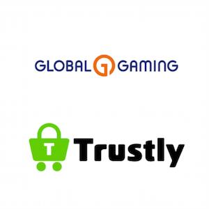 Global Gaming ja Trustly lyöttäytyvät yhteen