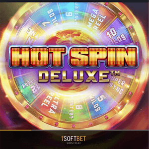 Hot Spin Deluxe kolikkopeli