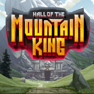 Uusi Hall of the Mountain King  kolikkopeli